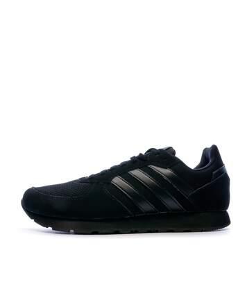 Baskets noires homme Adidas 8K