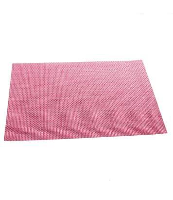 Set de table Texal - 50 x 35 cm - Rose