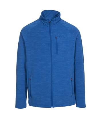 Trespass Mens Brolin DLX Fleece Jacket (Blue Marl) - UTTP4286