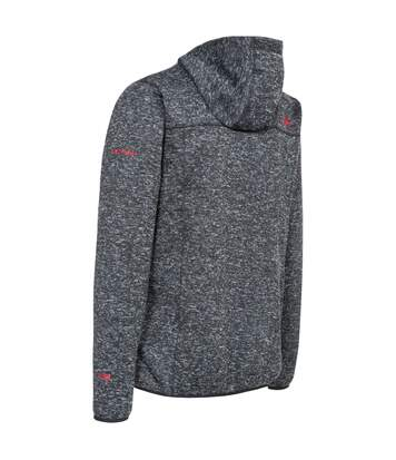 Trespass Mens Odeno Fleece Jacket (Black Marl) - UTTP4374