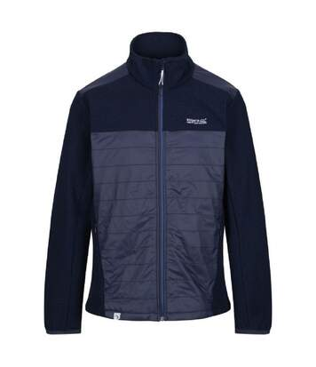 Regatta Mens Colbeck Insulated Fleece (Prussian Navy) - UTRG4473
