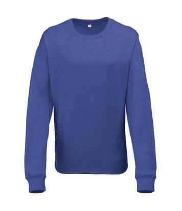 Awdis - Sweatshirt Léger - Femme (Bleu roi chiné) - UTRW176