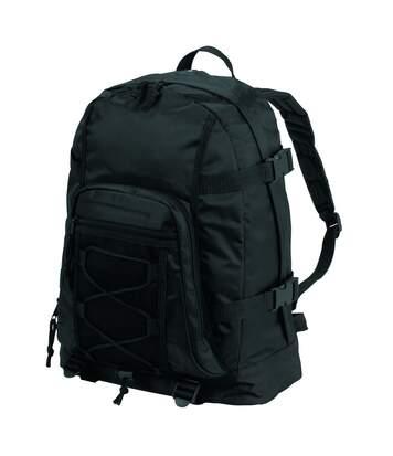 Sac à dos loisirs petite randonnée - Sport backpack - 1800780 - noir
