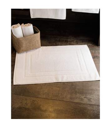 Jassz Towels - Tapis De Douche 100% Coton (Blanc) - UTBC3852