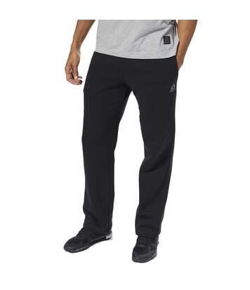 Jogging Noir Homme Reebok Essential