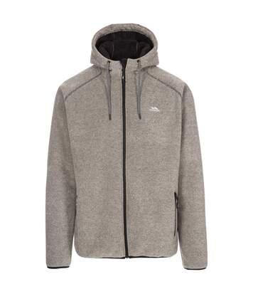 Trespass Mens Vetiver Fleece Jacket (Latte Marl) - UTTP4749
