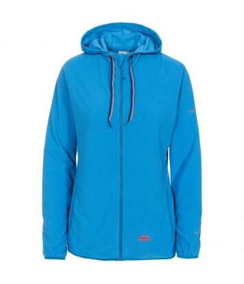 Trespass - Veste polaire à capuche NETWORK - Femme (Bleu vif) - UTTP4914