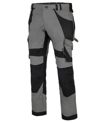 Pantalon de travail Interax Timberland Pro gris/noir