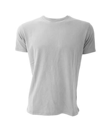 Mantis Mens Superstar Short Sleeve T-Shirt (Washed White) - UTBC675