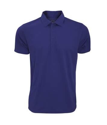 Fruit Of The Loom Mens Moisture Wicking Short Sleeve Performance Polo Shirt (Deep Navy) - UTRW4719