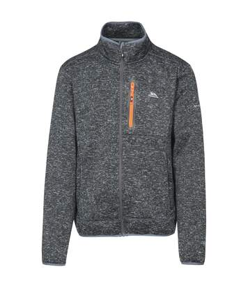 Trespass Mens Bingham Fleece Jacket (Black Marl) - UTTP4287