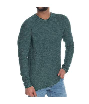 Pull bleu/vert homme Only&Sons ONSWICTOR