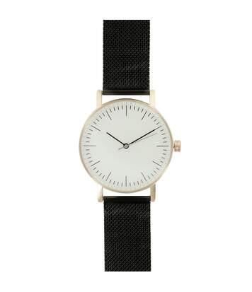 Montre Homme GIORGIO bracelet Acier Noir