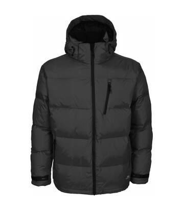 Trespass Mens Igloo Water Resistant Down Jacket (Black) - UTTP840