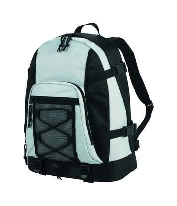 Sac à dos loisirs petite randonnée - Sport backpack - 1800780 - gris clair