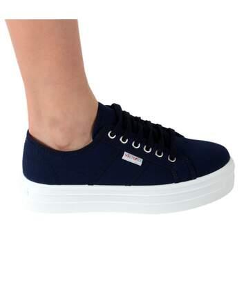 Chaussures Victoria Bleu Marino