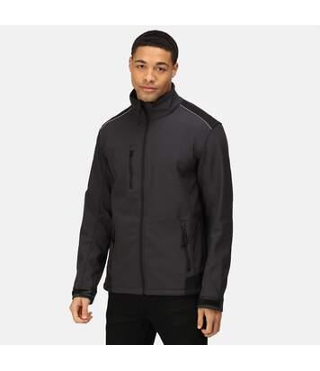 Regatta Mens Sandstorm Jacket (Seal Grey) - UTRG3117