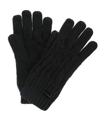 Regatta Womens/Ladies Multimix Glove II (Black) - UTRG3880