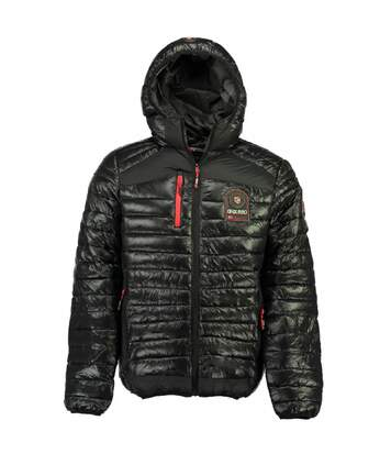 Doudoune Noir Homme Geographical Norway Briout