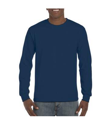 Gildan Mens Long Sleeve Hammer Shirt (Sport Dark Navy) - UTBC4573