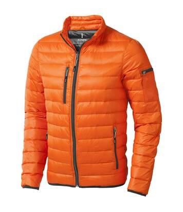 Elevate Mens Scotia Light Down Jacket (Orange) - UTPF1901