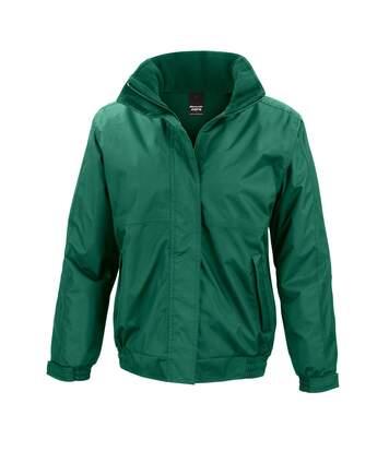 Result Core Ladies Channel Jacket (Bottle Green) - UTBC913