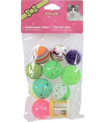 10 jouets multiformes pour chats