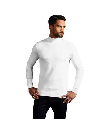T-shirt manches longues col tortue Hommes