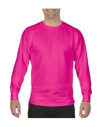 Comfort Colors - Sweatshirt À Col Rond - Homme (Rose) - UTRW5822
