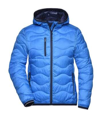 Veste hiver doudoune femme - JN1155 - bleu roi