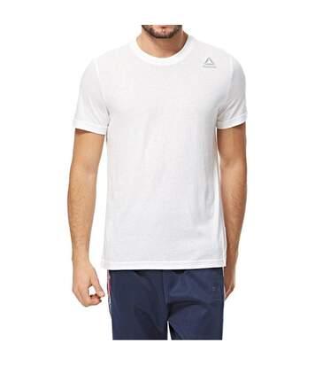 Classic Homme Tee-shirt Blanc Reebok