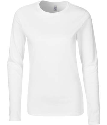 T-shirt manches longues White
