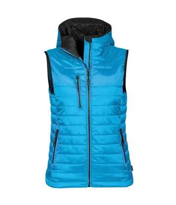 Stormtech Womens Gravity Thermal Vest/Gilet (Navy/ Charcoal) - UTRW4645
