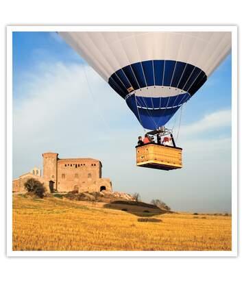 SMARTBOX - Vol en montgolfière d'1h pour 1 adulte et 1 enfant en Catalogne - Coffret Cadeau Sport & Aventure
