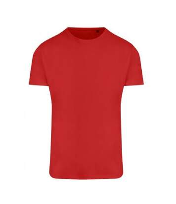 Ecologie Mens Ambaro Recycled Sports T-Shirt (Fire Red) - UTPC4088