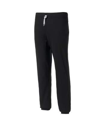 pantalon jogging unisexe- PA186-PA068 - noir