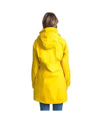 Trespass Womens/Ladies Rainy Day Waterproof Jacket (Gold) - UTTP3613