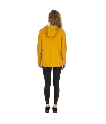 Trespass Womens/Ladies Seawater Waterproof Jacket (Maize Yellow) - UTTP3314