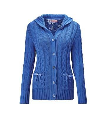 Joe Browns - Cardigan Tricot - Femme (Bleu) - UTJB171