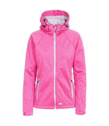 Trespass Womens/Ladies Angela Softshell Jacket (Pink Lady Marl) - UTTP4431