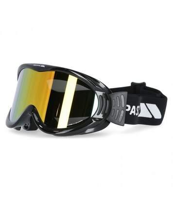Trespass Vickers - Masque De Ski Double Écran - Adulte Unisexe (Noir) (Taille unique) - UTTP924