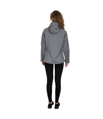 Trespass Womens/Ladies Drea Waterproof Softshell Jacket (Carbon Marl) - UTTP4655