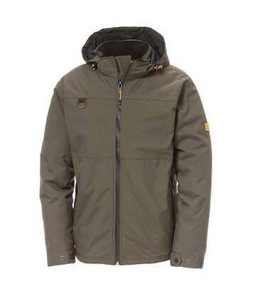 Caterpillar Mens Chinook Jacket (Army Moss) - UTFS5382