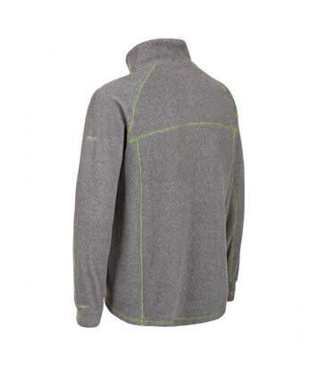Trespass Mens Sideway Full Zip Fleece Jacket (Dark Grey Marl) - UTTP3655