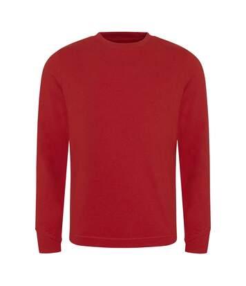 Ecologie Mens Banff Sweatshirt (Red) - UTPC3193