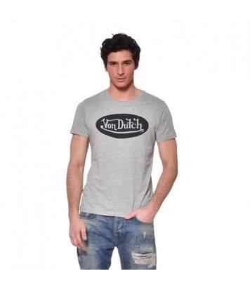 T-shirt homme Coton Front
