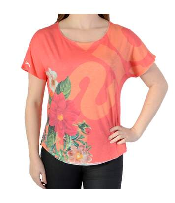 Tee Shirt Desigual Rose