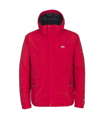 Trespass Mens Donelly Waterproof Padded Jacket (Red) - UTTP3094