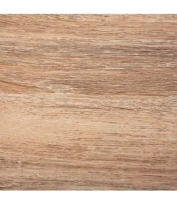 Meuble de rangement design Orso - L. 40 x H. 105 cm - Couleur bois