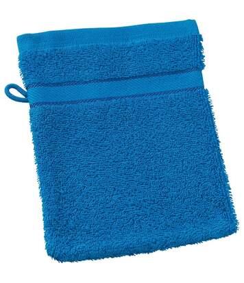 Gant de toilette - éponge - MB435 - bleu atlantique